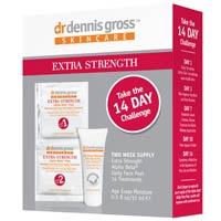 Dr. Dennis Gross 14 Day Challenge Kit - Extra Strength Formula