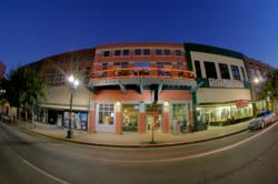 A photo of the Robinson Film Center