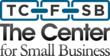 The Center for Small Business logo