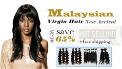 New Year's Sale of Hair Extension