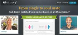 5 star reviews of eHarmony on BestDatingWebsitesReviews.com