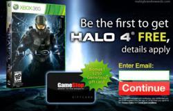 Halo 4 Deals 2013