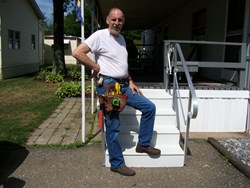 Brian Whiteman Owner DIYHomeFixTips.info