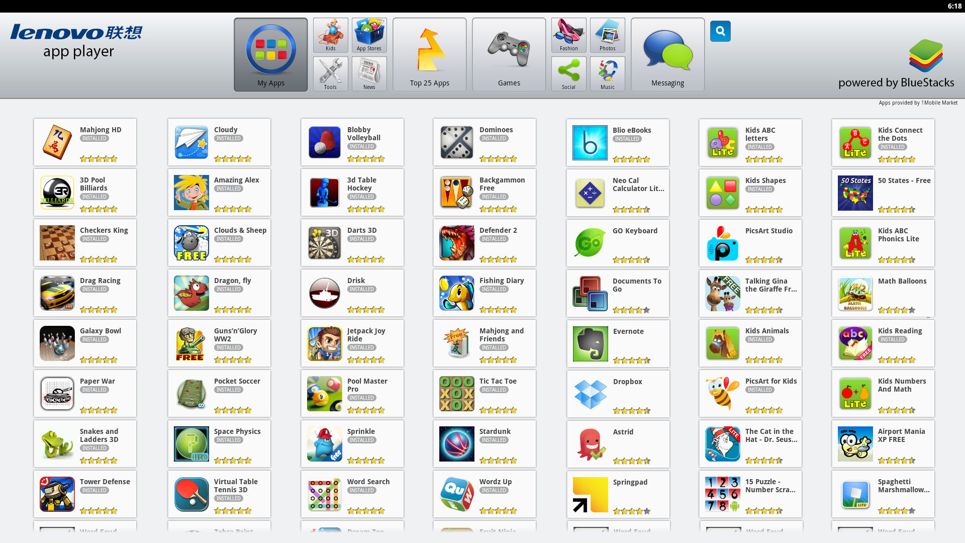 Start Bluestacks App Player For Windows 7 Free