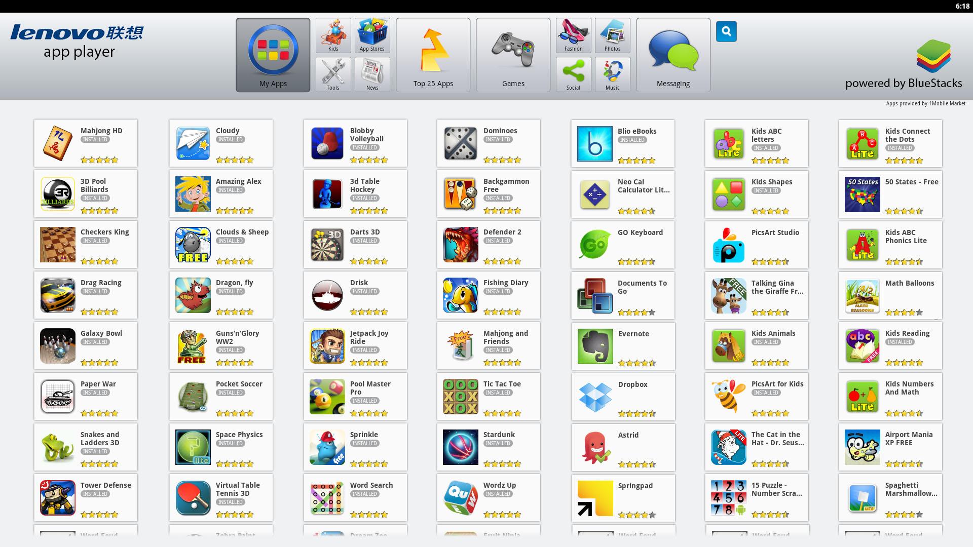 Start Bluestacks App Player For Windows 7 Free