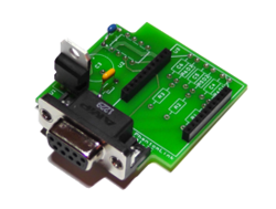 RN-XV WiFly Regulated Breakout Board