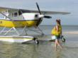 "Key West Seaplanes-""Island Escapes"" Florida Travel and Life Cover Feature"