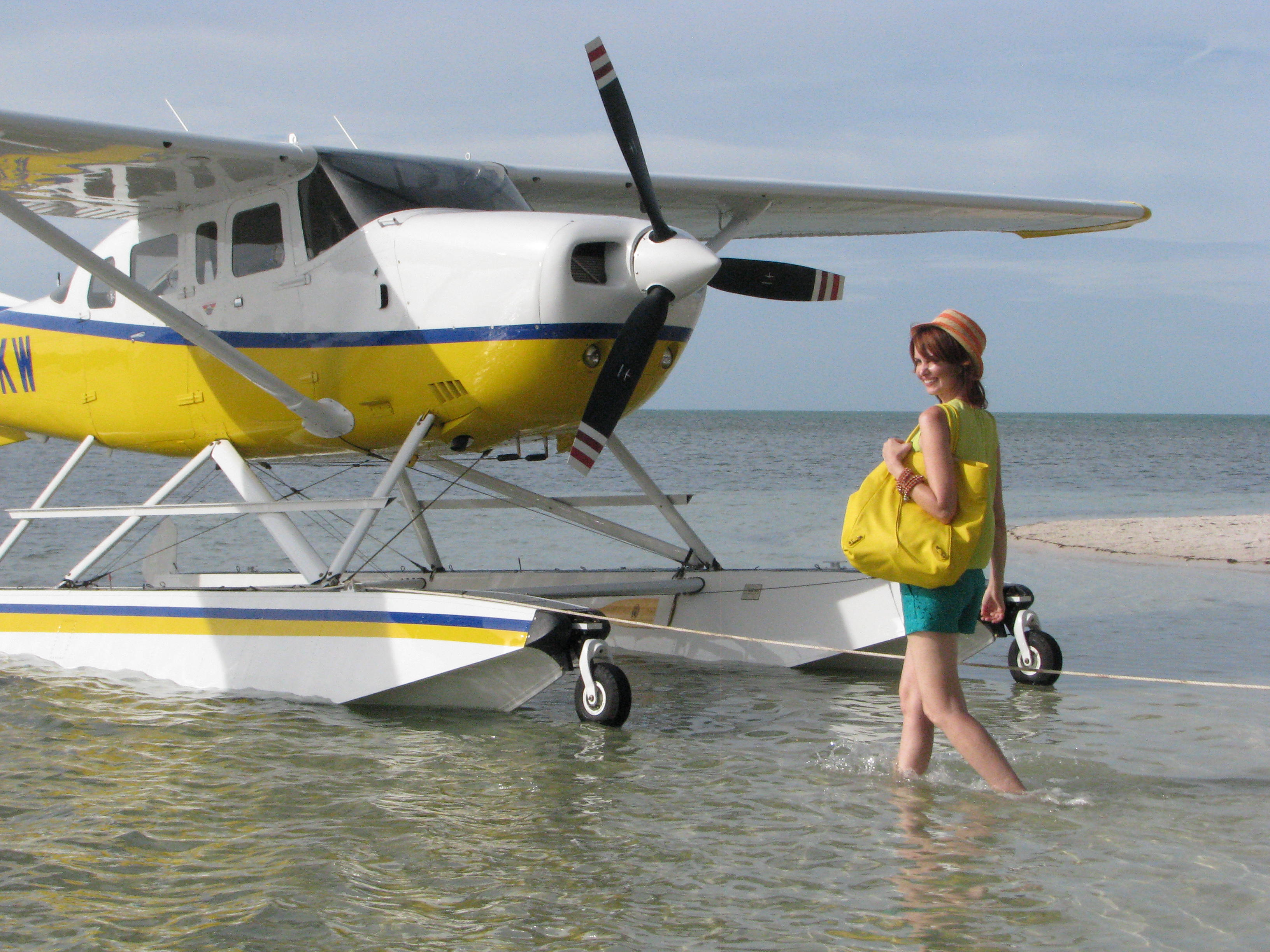 Key West Seaplanes Charter- A Top Award at VNA Hospice Key West Charity Event Auction