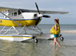 Key West Seaplanes® Flies to Little Palm Island, One of...