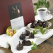 Rabitos Royale - brandy infused figs covered in dark chocolate