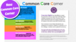 New Common Core Corner!