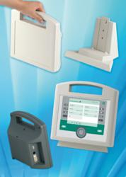CARRYTEC portable instrument enclosures with integrated handle