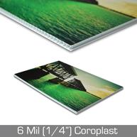 Coroplast Signs Printing