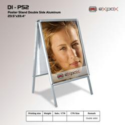 Discounted Poster Display Stands from DPSBanners.com