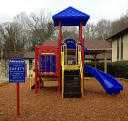 Playground Equipment from American Parks Company