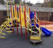 Playground Equipment For Parkway Square