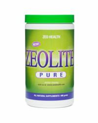 ZEO Health's Zeolite Pure rated Number 1 in natural detoxification of Heavy Metals