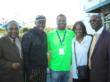 Attorney Frank K. Wheaton, Esq,  Al Joyner, Bernard Bonner, Jackie Joyner-Kersee and Superhuman long jumper Bob Beamon