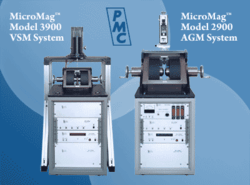 PMC VSM and AGM systems