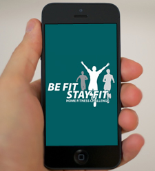 The Be Fit, Stay Fit Challenge iPhone App is a crucial part of the Leisure FItness - Wellness Outreach Program, keeping people motivated and inspired.