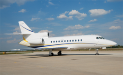 Falcon 900 Charter Jet by TWC Aviation
