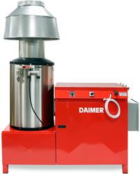 Steam Pressure Washer - Daimer Super Max 15200