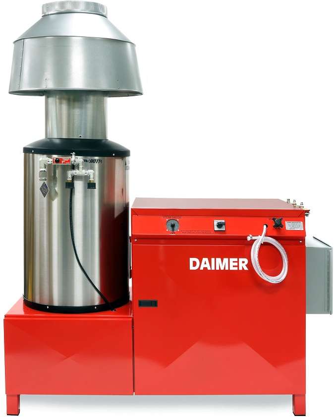 Daimer Launches Pressure Washer For Auto Dealers