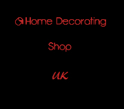 Home Decorating Shop UK Logo, House Improvement Store, DIY