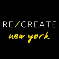 RE/CREATE New York Logo
