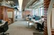 Capital One innovation lab workstations