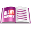 All My Books Logo
