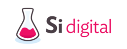 Si digital logo