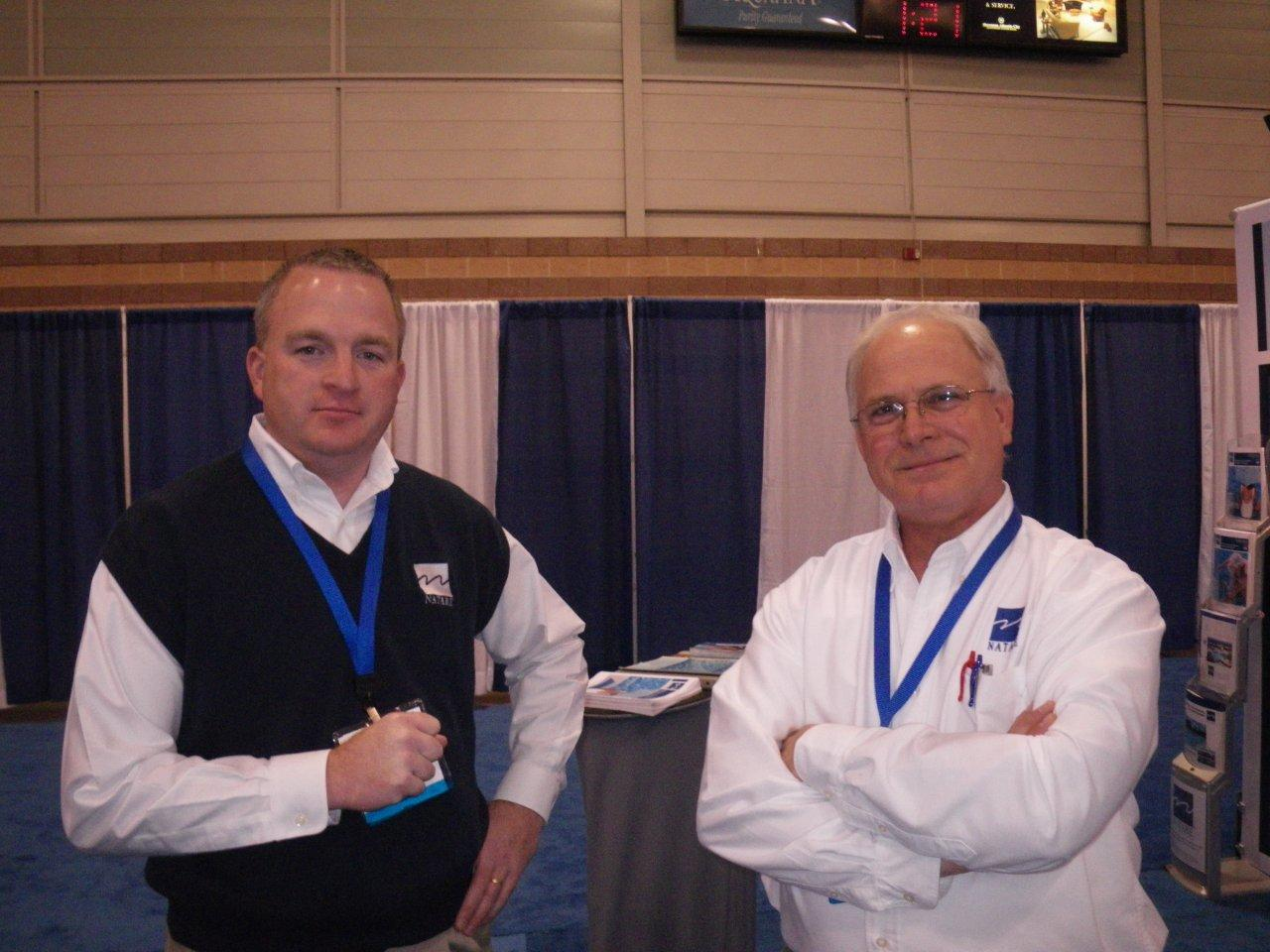 Natare corporation to be featured at the 2013 atlantic for Pool trade show atlantic city