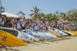 2012 Punta Sayulita Classic SUP Elite Race Start
