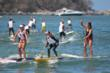 Top women SUP racers Candice Appleby, Jenny Kalmbach and Talia Gangini will be returning in 2013.