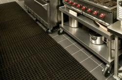 Rubber Flooring, Inc. Has Introduced A New Series Of Kitchen And Entrance  Mats Designed For Use In Commercial Kitchens And Businesses.