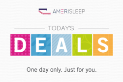 Amerisleep Annouces Daily Mattress Deals
