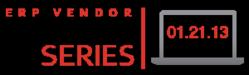 ERP Vendor Webinar Series