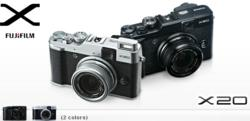 Fujifilm X20 High Quality Digital Camera - B&H Photo