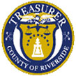Riverside County, CA Treasurer's Seal