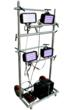 Fully Adjustable Ultraviolet Lighting System for UV Paint Curing