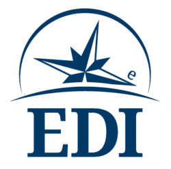 EDI New Initials Only White Background