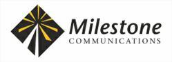 Milestone-Communications-logo