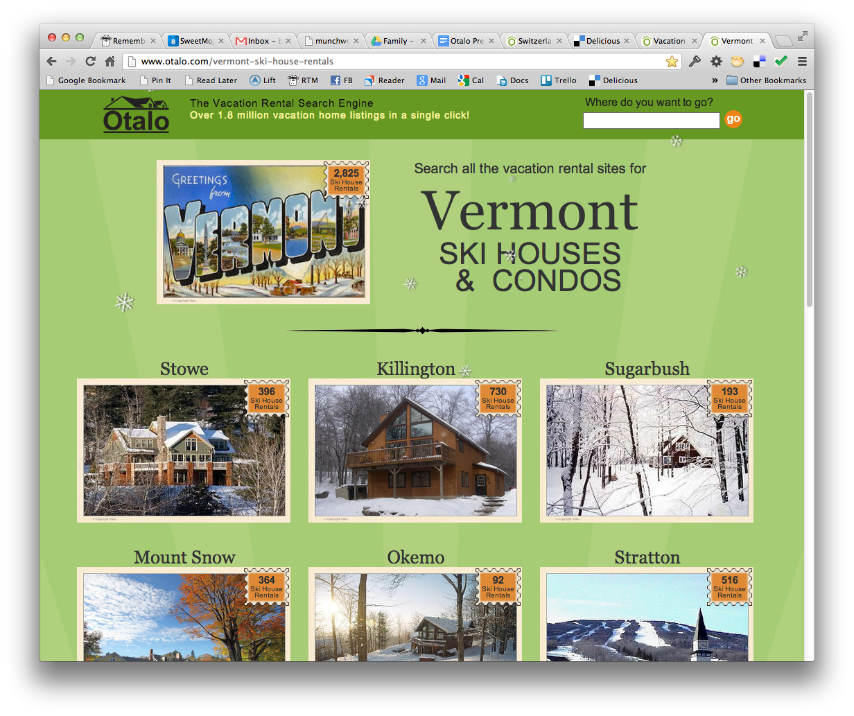 House Rental Search