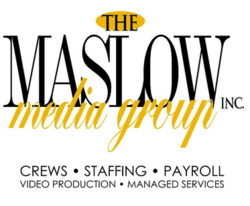 Maslow Media Group, Crew, Staffing, Payroll, Video Production, Government, Inauguration