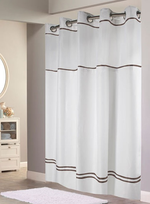 Overflowing with Fashionable Accessories, ShowerCurtainsEtc.com