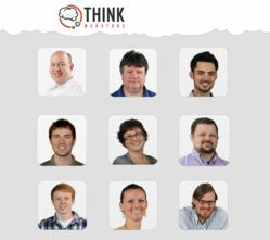 Think Webstore Team: we build websites!