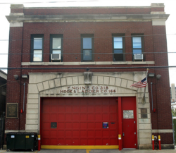 Coney Island Fire Department - Engine 318 &amp; Ladder 166
