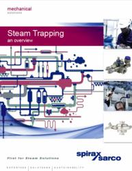 Steam Trapping Overview Brochure