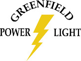 Greenfield Power & Light Logo